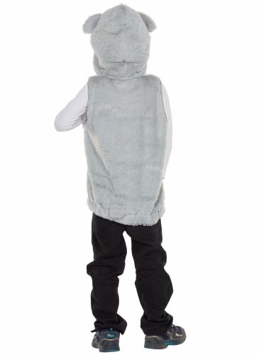 Déguisement koala gris clair enfant-1