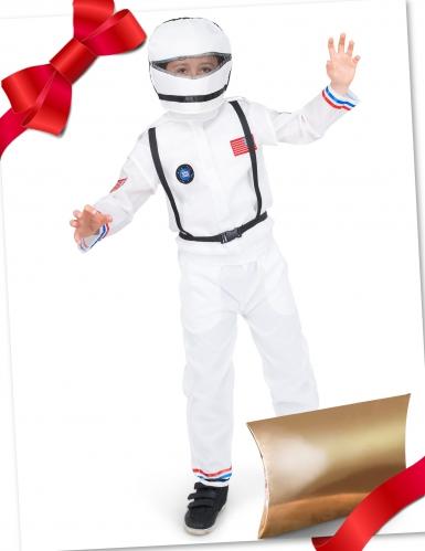 Coffret cadeau déguisement astronaute enfant