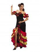 Déguisement de danseuse de rumba pour femme