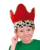 Couronne de roi enfant