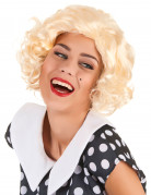 Perruque blonde Marilyn femme