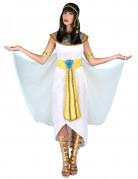 Déguisement reine d'Égypte avec voile femme