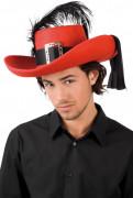 Chapeau de mousquetaire adulte