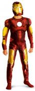Déguisement Iron Man™ musclé garçon