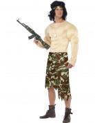 Déguisement militaire homme