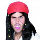 Dentier de pirate homme