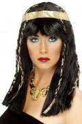 Perruque égyptienne femme