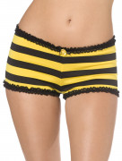 Shorty fantaisie d'abeille adulte