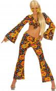 Déguisement Hippie 70's femme