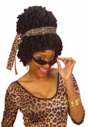 Perruque afro-américaine femme