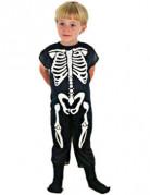 Ihnen gefällt sicherlich auch : Skelett Kinderkost�m Halloween