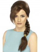 Lara Croft wig