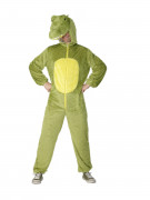Déguisement crocodile bicolore adulte