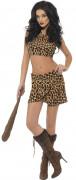 Déguisement préhistoire femme sexy