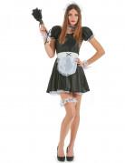 Disfraz sexy de criada para mujer