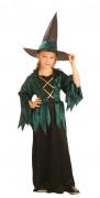 FIN DE VIE Déguisement sorcière fille Halloween