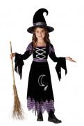 Déguisement sorcière luxe fille Halloween