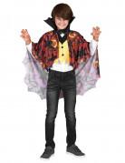 Déguisement vampire garçon jaune et rouge Halloween