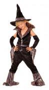 Déguisement sorcière disco fille Halloween