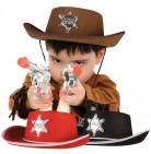 Chapeau de cowboy pour enfant