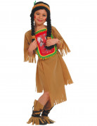 A sioux Indian costume for girls