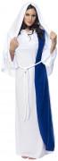 Disfraz de la Virgen Mar�a para mujer, ideal para Navidad