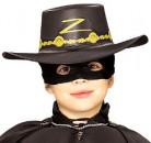 Chapeau Zorro™ enfant