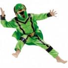 Déguisement Power Rangers™ vert garçon