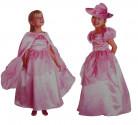 Pack de 2 déguisements officiels Barbie et les 3 mousquetaires™