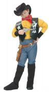 Déguisement cowboy musclé garçon