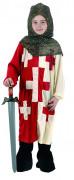 Déguisement chevalier des croisades médiéval garçon