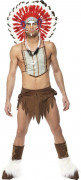 Village people�  Red Indian costume for men