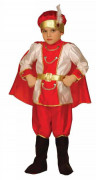 Déguisement prince oriental garçon