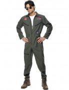 Déguisement  pilote de ligne Top Gun™ homme