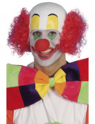 Perruque clown rougehomme