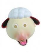 Masque de mouton enfant