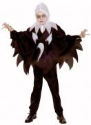 Déguisement ange noir garçon halloween