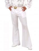 Pantalon pattes d'�l�phant disco homme