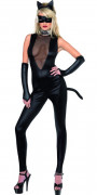 Déguisement chat femme Halloween sexy