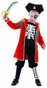 Déguisement pirate des ténèbres Halloween enfant