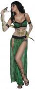 Déguisement dresseuse de serpent femme