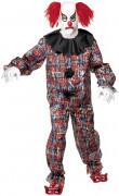 Déguisement clown terrifiant  adulte Halloween