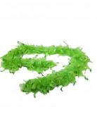 Boa verde para adulto, ideal para fiestas y Saint Patrick