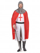 Déguisement chevalier croisé homme
