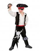 Déguisement pirate ceinture rouge garçon