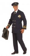 Piloten-Kost�m f�r Herren