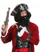 Perruque de pirate homme