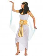 Déguisement reine d'Égypte avec coiffe femme