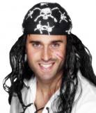 Bandana crâne pirate