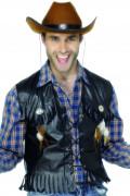 Veste cowboy homme